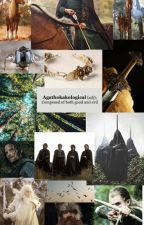 Lord of the Rings: Eliadris and the Fellowship (OC Story) by Bella_3363