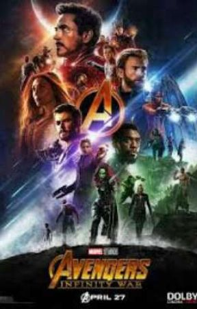 Watching Infinity War by -crazymcuandhpfan