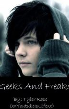 Geeks And Freaks by TroyesJewfro