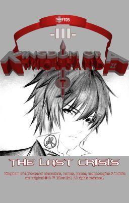 The last crisis / Die letzte Krise