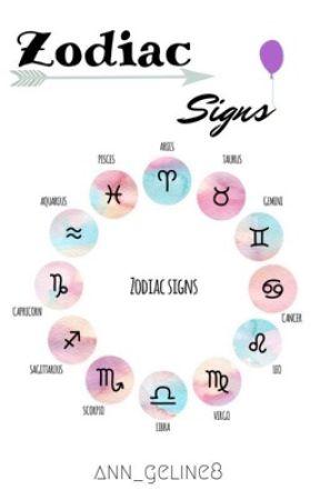 Zodiac Signs by ann_geline8