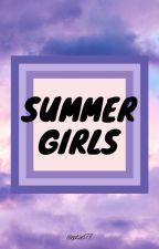 summer girls // jj maybank by stephie177