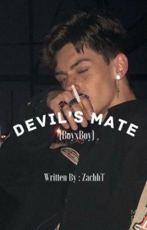 Devil's mate (BoyxBoy) by ZachhT