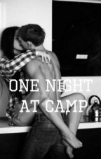 One Night At Camp by The_1st_Angel
