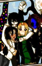 Ask and Dare the Creepypastas + Crazy_Anime_Girl, Ms.WierdoLover, and MysteriousRandomGuy!!! by Misery_Senpai