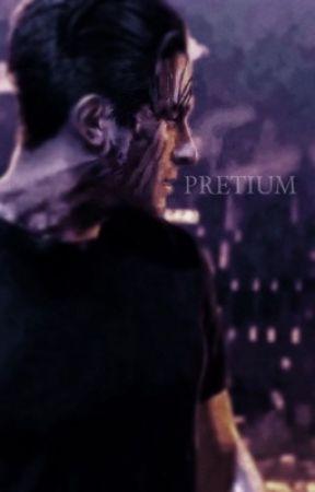 PRETIUM | RAFE ADLER by angeliclyastral