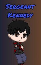 sergeant kennedy by oumakokichi04