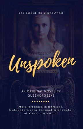 Unspoken by QueenOfGeeks