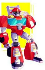 Heatwave x reader (Transformers: Rescue Bots) by TheCreator900