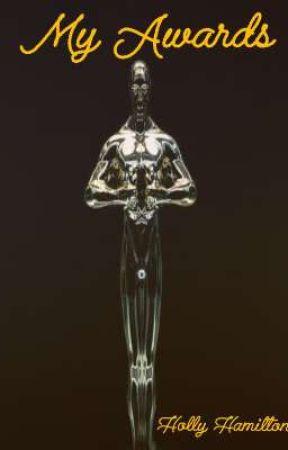 My Awards by hchladybug1218