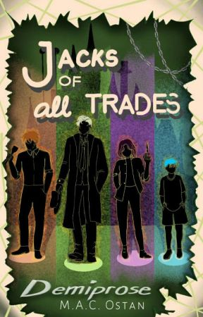 JACKS of All Trades  by DEMIPROSE