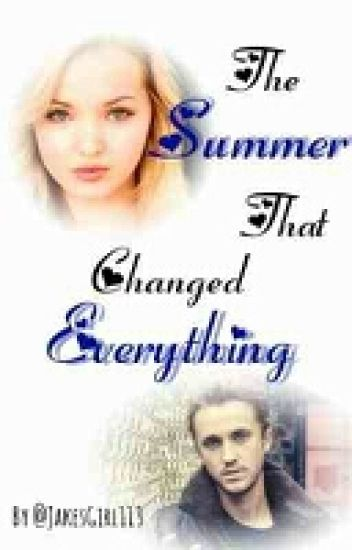 The Summer That Changed Everything (draco malfoy fanfic)