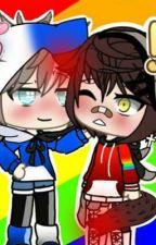 Ash x Tyler: A Gay Fanfiction by loos3r_Azuki