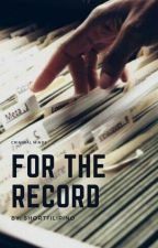 For the Record | Spencer Reid by shortfilipino