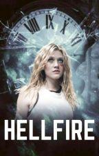 HELLFIRE | Finnick Odair by Norse_Goddess