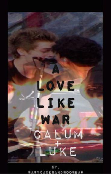 A Love Like War - Cake 5SOS