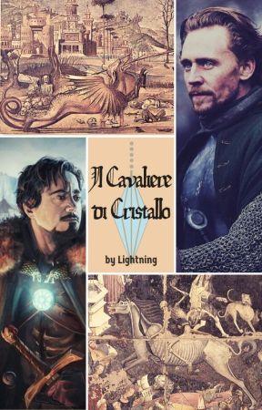 Il Cavaliere di Cristallo [Marvel // MedievalFantasy!AU] by Lightning070