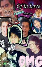 "Of In Love-Rubius y tu (Segunda temporada de ""Nuestra Historia"") by Mariyrubiu"