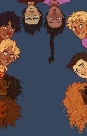 Girls and Guys Night Out (A Percy Jackson Fan Fiction) by MolMcN