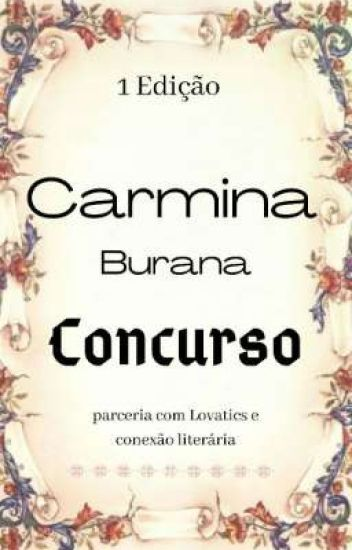 Carmina Burana - Primeira Edição