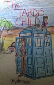 The TARDIS child. by VoteSaxon
