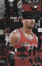 Insane and In Love ✽ Derrick Rose. by STARKSFENTY