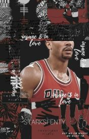 Insane and In Love   Derrick Rose. by -karlwrites