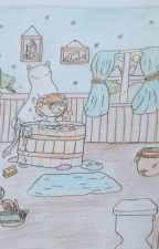 Snufkin's Bath by uniquemagicman