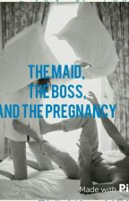 the maid the boss and the pregnancy♡ by levin_27