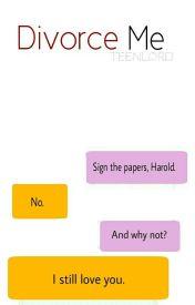 Divorce Me ➳ h.s #Wattys2014 by teenlord