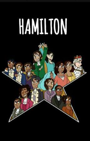 Hamilton Reacts To HAMILTON by MattRadarTechnican
