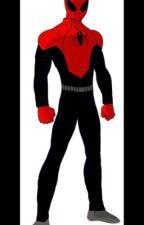 Spiderman reader x herm by venomrick