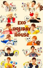 Exo Holiday House by whitemadness