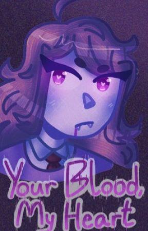 Your Blood, My Heart. - Irumatsu by CrazyJopi