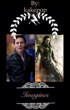 Imagines (Tom Hiddleston/Loki) by kakepop