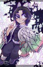 || Love sick.. || Shinobu Kocho X reader || by FantaBerry_
