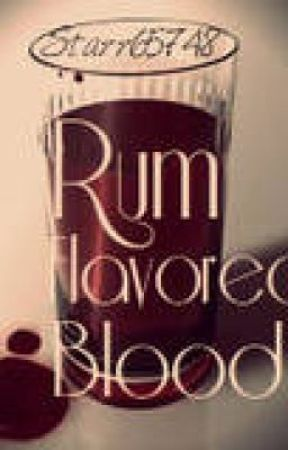 Rum Flavored Blood ~ a Pirates Of The Caribbean fan fiction by Starr65748