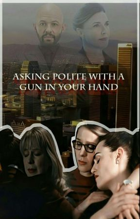asking polite with a gun in your hand (TRADUCCIÓN SUPERCORP) by luthorainbow