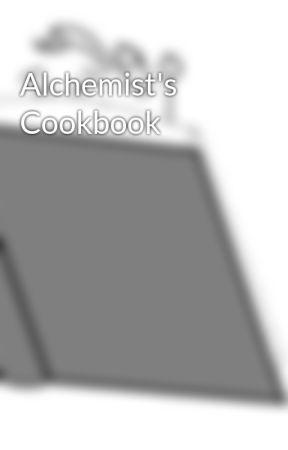 Alchemist's Cookbook by Booksmyth