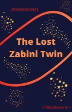 The Lost Zabini Twin    [Pansmione] by fanfictionfan6666