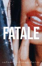 FATALE | spencer reid  by celestialwonders_