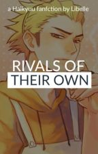 Ukai x Reader - Rivals of Their Own by Libelle_Studios