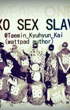 EXO SEX SLAVE (K and M) by misskaikim