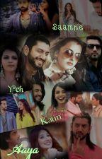 Saamne Yeh Kaun Aaya by welcom2myworld