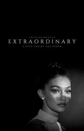 Extraordinary by truelovewaits25