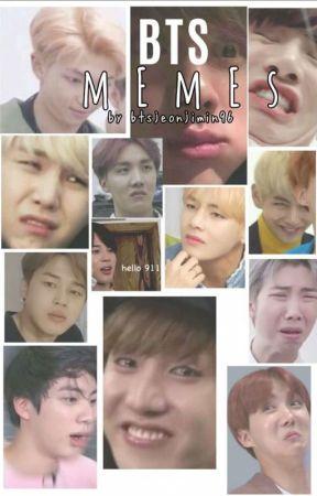 BTS MEMES  by btsjeonjimin96