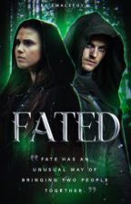 FATED | The Weeping Monk by emalefoy