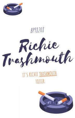 """""""It's Richie. Richie Trashmouth Tozier."""" by BANANApuppyPJO"""