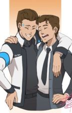 Connor & RK900 Part Two {COMPLETE} by KillerFrost76