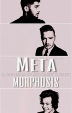 Metamorphosis. {Book #1} |HS. ZM. LP| by killianxjones